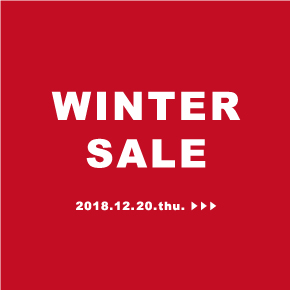 WINTER SALE 2018-2019